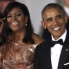 Michelle Obama wears Le Vian jewels to last state dinner with Italian Prime Minister in Washington, DC