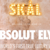 ABSOLUT ELYX DEBUT'S POP-UP RETAIL STORE AT ART BASEL MIAMI BEACH
