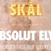 Absolut Elyx 'A Little Bird Told Me'