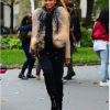 Ciara wore Le Vian jewels in NYC
