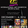 Fountainebleau Hotel & Resort Art Connection International Art Exhibition Show & Sale