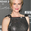 Nicole Kidman wore vintage Lydia Couteille to the 2017 Pirelli Calendar Gala Dinner in Paris