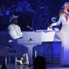Mariah Carey wore an Uel Camilo gown for 'Mariah Carey: All I Want For Christmas Is You'