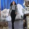 Alicia Keys wore Mattia Cielo jewels on the 'Ellen DeGeneres Show'