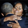 President Obama's farewell address: Michelle Obama wore Narcisa Pheres, Harry Kotlar & Hearts on Fire