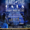 Hearts & Stars Gala 2017 on Star Island (Miami Beach) – March 18, 2017