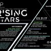 RISING STARS AN EVENING OF DANCE, MUSIC, THEATER, VISUAL ARTS