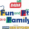 Badia Spices' Fun and Fit as a Family featuring Goya Foods Kidz Kitchen at the Phillip and Patricia Frost Museum of Science