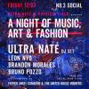 No. 3 Social x Ultra Nate' x Patricia Field