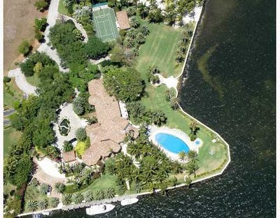lebron james house miami. LeBron James is trying to buy