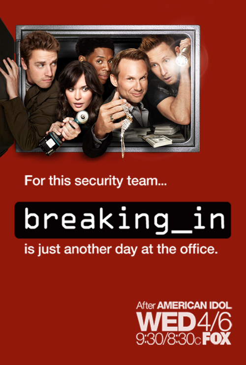 Breaking In (Saison 01 VOSTFR) (HD 720p) [04] [FS] [US]