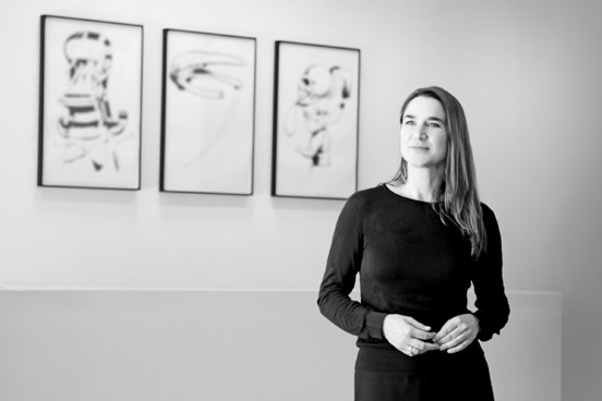 Marianne Goebl, Director of Design Miami