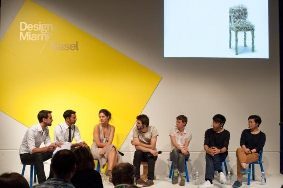 16 June/ Designers of the Future: Conversation Pieces Designers/ Asif Khan/ Studio Juju/ mischer'traxler Moderator/ Joseph Grima, Editor-in-Chief, Domus