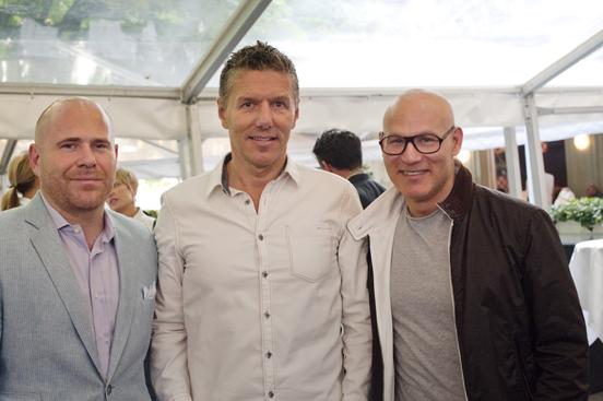 Marc Spiegler, Rene Kamm & Craig Robins