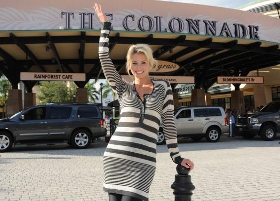 Niki Taylor at The Colonnade