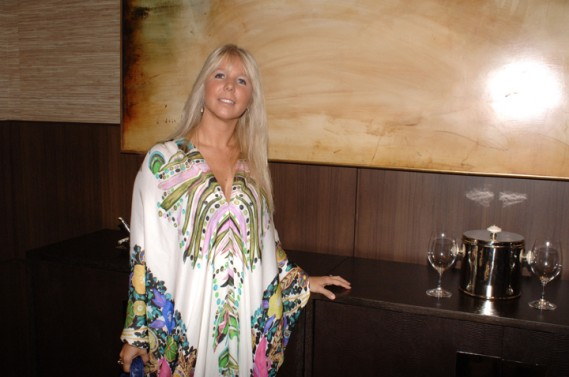 Marisol Pinto at Artefacto Design House 2011 Grand Opening at Village of Merrick Park showroom. John Stillman Photography