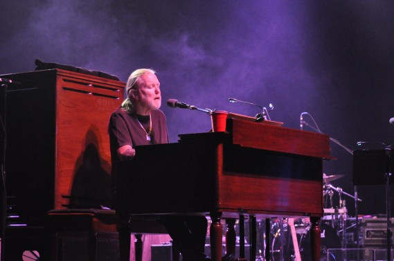 Gregg Allman at the Hard Rock Live by Gary Sandelier/Premier Guide Media