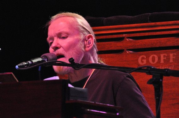 The Allman Brothers, Gregg Allman by Gary Sandelier-Premier Guide Media