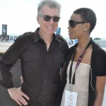 John Walsh with Daedrian McNaughton-Polo Miami Beach 2011