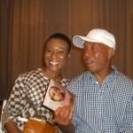Russell Simmons and Daedrian McNaughton