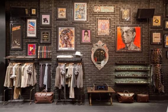 AllSaints Spitalfields, Michigan Avenue, Chicago В» Retail Design Blog