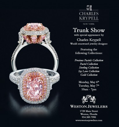» WESTON JEWELERS TO HOST CHARLES KRYPELL TRUNK SHOW ON ...