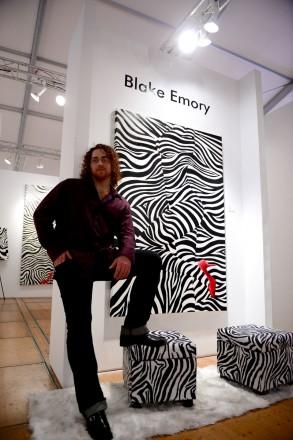 Blake Emory debuts 'Zebra Love'