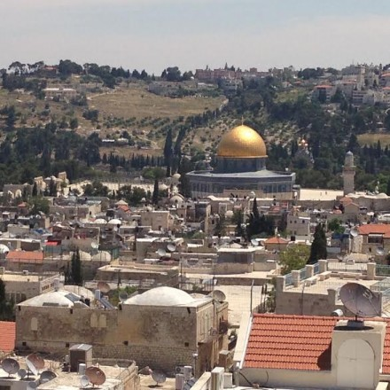 Jerusalem Israel Dr. Mark Goodman