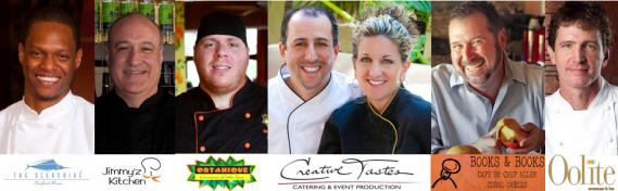 Mango 2015 Brunch Chefs Revised