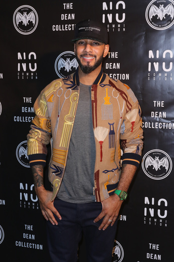 Recording artist/producer Swizz Beatz attends No Commission Art Fair & Untameable House Party Concert Series Presented By BACARDI X The Dean Collection - VIP Press Preview on December 2, 2015 in Miami, Florida. (Photo by John Parra/Getty Images for Bacardi)
