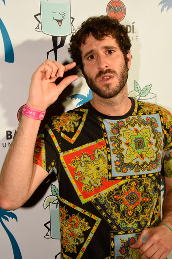 Lil Dicky attends The Dean Collection X BACARDI Untameable House Party on December 3, 2015 in Miami, Florida.
