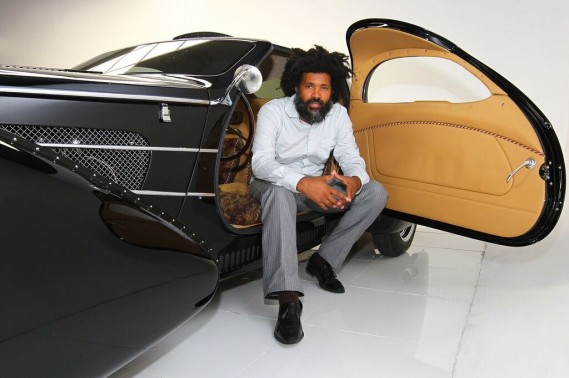 Elo, founder of Miami Supercar Rooms