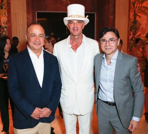 FAENA HOTEL MIAMI BEACH: OPENING CEREMONY