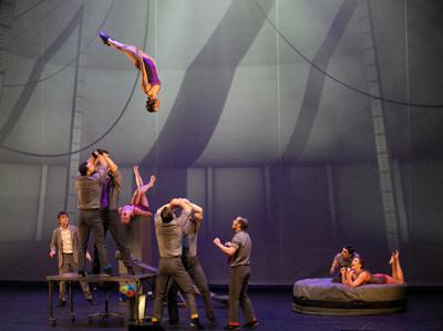 Cirque Eloize (CNW Group/Cirque Eloize
