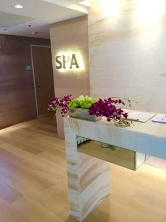 Spa Entrance (Grand Beach Hotel Surfside)