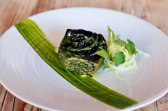 Plankton dish