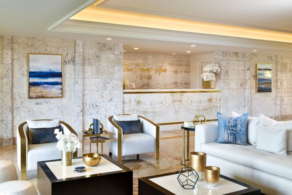 TRUMP SPA SUITES AT TRUMP NATIONAL DORAL