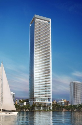 Rendering of Missoni Baia (OKO Group)