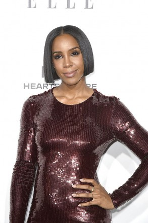 BEVERLY HILLS, CA - OCTOBER 24:  Kelly Rowland attends the 23rd Annual ELLE Women In Hollywood Awards - Arrivals at The Four Seasons Hotel on October 24, 2016 in Beverly Hills, California.  (Photo by David Crotty/Patrick McMullan via Getty Images)