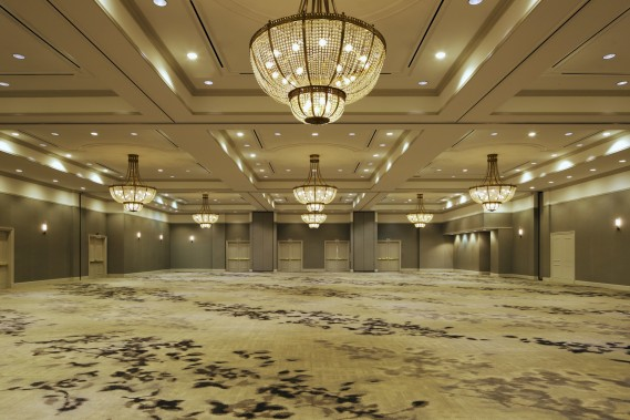 The Grand Ballroom at the JW Marriott Miami