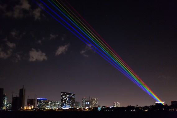 RITZ-CARLTON RESIDENCES, MIAMI BEACH UNVEILS THE #RITZRAINBOW (Lionheart Capital)