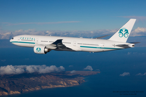 Crystal AirCruises-Boeing 777-209LR