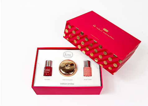Le Mini Macaron Holiday Limited Edition 2016 - NAILS