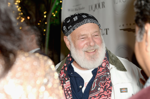 Photographer Bruce Weber attends the DuJour Media, Gilt & JetSmarter party to kick off Art Basel at The Confidante on November 30, 2016 in Miami Beach, Florida. (Photo by Gustavo Caballero/Getty Images for DuJour)