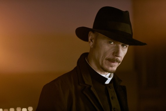 The Exorcist Interview with Ben Daniels