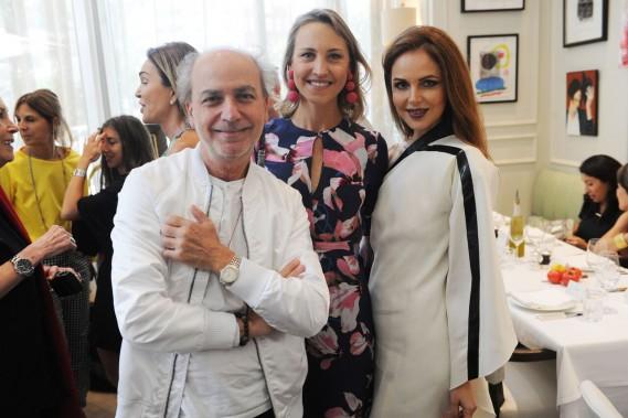 Eduardo Marturet, Kinga Lampert, & Athena Lampert