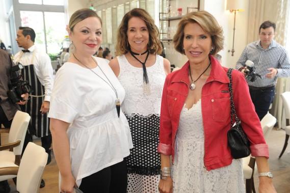 Jenny Starr Perez, Linda Levy Goldberg, & Daisy Olivera
