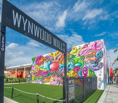 Goldman Properties Wynwood Walls