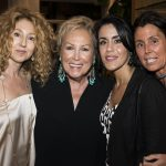 Claudia Rosenberg, Iran Issa Kahn, Cindy Alonso, and Carolina Rovira