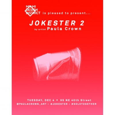 JOKESTER BY PAULA CROWN